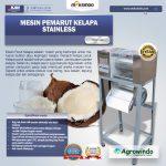 Jual Mesin Pemarut Kelapa Stainless PRT-125 di Surabaya