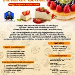Training Usaha Aneka Cake, 19 Agustus 2018