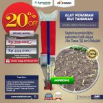 Jual Alat Penamam Biji Tanaman (jagung, Kedelai, Kacang, dll) di Surabaya