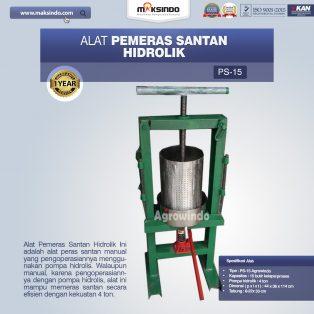 Jual Mesin Pemeras Santan di Surabaya