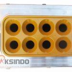 Mesin Pembuat Egg Roll (Gas) GRILLO-12SS