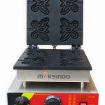 Mesin Waffle Maker Bentuk Kupu-Kupu (Butterfly) MKS-BFLYW23