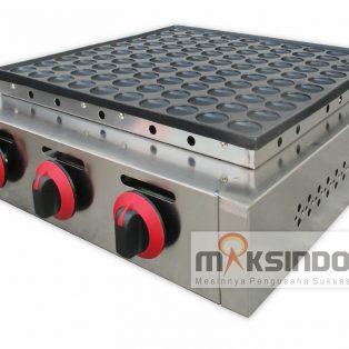 Mini Pancake Poffertjes Gas 100 Lubang MKS-MPC100