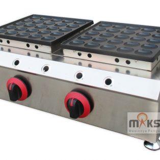 Mini Pancake Poffertjes Gas 50 Lubang MKS-MPC50