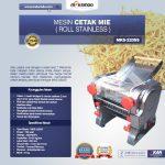 Jual Mesin Cetak Mie MKS-220 (Roll Stainless) di Surabaya