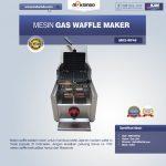 Jaul Mesin Gas Waffle Maker MKS-WF48 di Surabaya