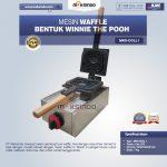 Mesin Waffle Bentuk Winnie The Pooh MKS-DOLL1