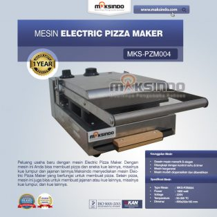 Jual Electric Pizza Maker MKS-PZM004 Di Surabaya