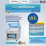 Jual Mesin Vacuum Sealer Singgle Seal MSP-DZ260B di Surabaya