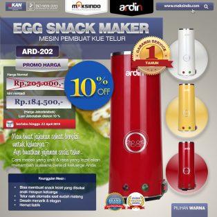 Jual Egg Roll Snack Telur Rumah Tangga ARDIN di Surabaya