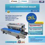 Jual Continuous Band Sealer MSP-770IB di
