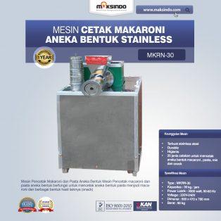 Jual Mesin Cetak Makaroni di Surabaya