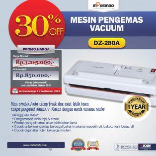 Jual Mesin Vacuum Sealer (DZ-280A) di Surabaya