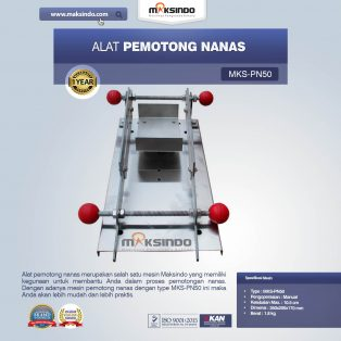 Jual Alat Pemotong Nanas MKS-PN50 Di Surabaya