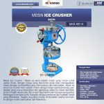Mesin Ice Crusher MKS-ISE15 di Surabaya