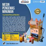 Jual Cup Sealer Manual plus Counter (CPS-919) di Surabaya