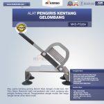Jual Alat Pembentuk Mangkuk Cone Es Krim MKS-MC01 di Surabaya