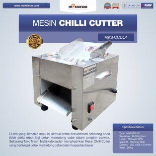 Jual Mesin Chilli Cutter MKS-CCU01 di Surabaya
