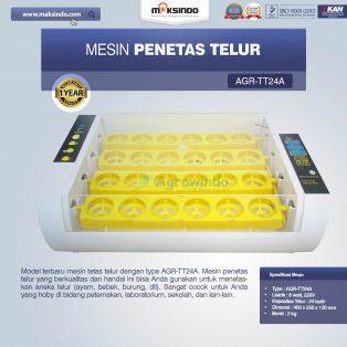 Jual Mesin Penetas Telur AGR-TT24A di Surabaya