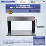 Jual Alat Pengupas Kulit Telur Puyuh Manual MKS-QEG15 di Surabaya
