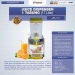 Mesin Juice Dispenser (ADK-17×1) di Surabaya