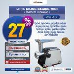 Jual Mesin Pemanggang Sate MKS-222BBQ (Gas) di Surabaya