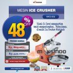Jual Mesin Es Serut (Ice Crusher- MKS002) di Surabaya