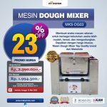 Jual Mesin Dough Mixer MKS-DG03 di Surabaya
