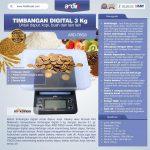 Jual Timbangan Digital 3 kg / Timbangan Kopi ARD-TBG3 di Surabaya