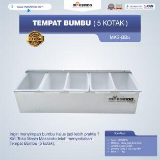 Jual Tempat Bumbu (5 kotak) di Surabaya