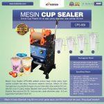 Jual Mesin Cup Sealer CPS-959 di Surabaya