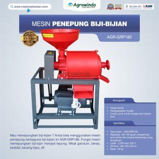 Jual Mesin Penepung Biji-Bijian GRP180 di Surabaya