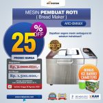 Jual Mesin Soft Ice Cream ISC-16S di Surabaya