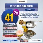 Jual Mesin Es Serut (Ice Crusher MKS-003) di Surabaya