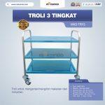 Jual Troli 3 Tingkat MKS-TRY3 di Surabaya