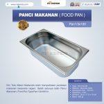 Jual Panci Makanan / Food Pan Type Pan1/3×100 di Surabaya