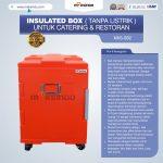 Jual Plastic Insulated Box MKS-SB2 di Surabaya