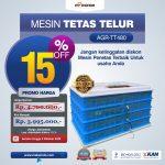 Jual Tetas Telur Mini 4 Butir (AGR-TT4) di Surabaya