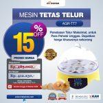 Jual Mesin Penetas Telur 7 Butir di Surabaya