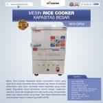 Jual Mesin Rice Cooker Kapasitas Besar MKS-GPN6 di Surabaya