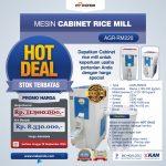 Jual Mesin Cabinet Rice Mill AGR-RM220 di Surabaya