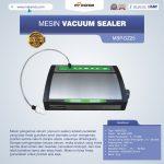 Jual Vacuum Sealer MSP-DZ25 di Surabaya