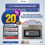 Jual Vacuum Sealer Double Seal DZ400T/2CB di Surabaya