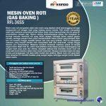 Jual Mesin Oven Roti Gas 6 Loyang (MKS-RS36) di Surabaya
