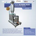 Jual Mesin Blender Buah Kapasitas Besar di Surabaya
