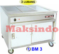Bain-Marie-Counter-alatmesin