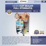 Mesin Cup Sealer Full Otomatis (CPS-11A)