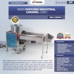 Jual Mesin Popcorn Industrial Caramel (Gas) – CRM800 di Surabaya