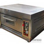 Jual Mesin Oven Roti Gas 1 Loyang (MKS-RS11) di Surabaya