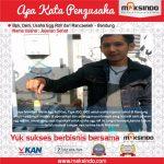 Jajanan Sehat : Usaha Egg Roll Semakin Diminati Karena Mesin Egg Roll Gas Maksindo